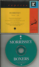 The Smiths MORRISSEY Boxers RADIO PROMO DJ CD Single 1995 MINT