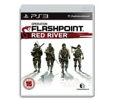 Operation Flashpoint Red River (PS3) Brand new SEALED Playstation
