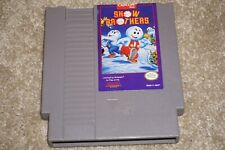 Snow Brothers  (Nintendo NES) Cart Only GOOD Shape