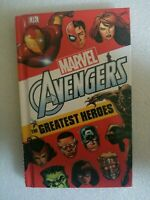 NEW Marvel Avengers: the Greatest Heroes by Dorling Kindersley Publishing Staff