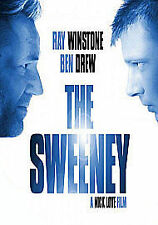 The Sweeney [Blu-ray], Good Used DVD, Ray Winstone, Ben Drew, Hayley Atwell, Dam