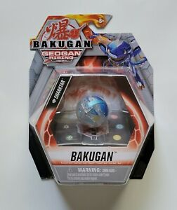 Spin Master Bakugan Geogan Rising - Diamond Sharktar w/ Gate Card