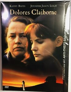 Dolores Claiborne (DVD, 1998)  Kathy Bates-Jennifer Jason Leigh SEALED NEW (OOP)