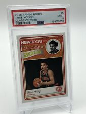 2018-19 NBA Hoops Trae Young Rookie Class Of 2018 PSA 9 - Invest - Hawks