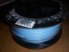 electric bell wire 18-AWG insulated full Spool 43' factory-sealed Stranded coppe