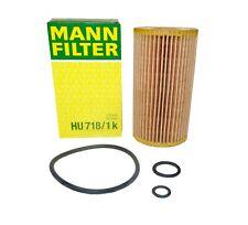 Original MANN Ölfilter HU718/1k & Dichtungen Mercedes Benz Jeep