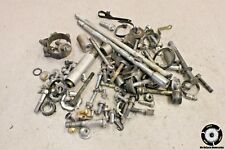 2004 Honda CBR600RR MISCELLANEOUS NUTS BOLTS ASSORTED HARDWARE CBR 600 RR 04