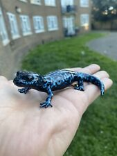 More details for blue spotted salamander figurine