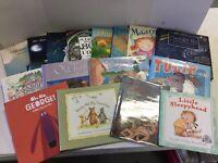 Childrens Bedtime Books LOT OF 10 *Random Mix*Story-time Bedtime Books Hardcover
