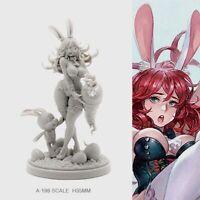 Pinup Easter Aya Model for Kingdom Death Game Resin Figure 35mm