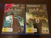 Playstation 2 | Harry Potter and the Half-Blood Prince / Order of Phoenix