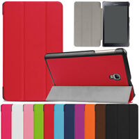 Magnetic Slim Leather Smart Cover Case For Samsung Galaxy Tab A 7.0 8.0 9.7 10.1