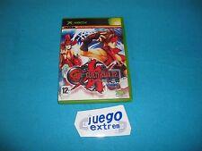 Guilty Gear X 2 Microsoft XBOX Usado Completo PAL Española