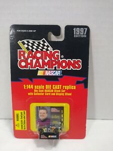 50th Anniversary 1998 Racing Champions Nascar 1:144 Scale # 13 Jerry Nadeau