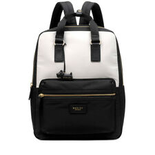 Radley London Elia Mews Large Zip Around Backpack Black NEW