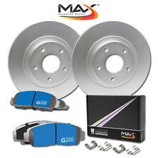 [F] Rotors w/M1 Ceramic Pads Geomet OE Brakes (2007 - 2017 ES350 Camry)