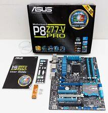 ASUS P8Z77-V PRO LGA 1155 Intel Z77 HDMI SATA 6Gb/s USB 3.0 ATX Motherboard