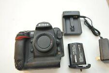 Nikon USA D3 12.1MP FX-Format Full Frame DSLR Body SN2057844