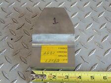 0500 X 350 Rectangular Branson Dukane Ultrasonic Sonic Welder Titanium Horn