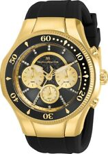 Technomarine TM-118138 Cruise Men's 45mm Stainless Steel Gold Black Gold Dial
