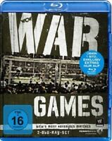 RIC/STING/NWO,THE FLAIR - WAR GAMES:WCWS MOST NOTORIOUS MATCHES 2 BLU-RAY NEU