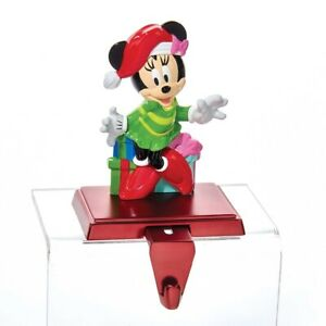 Disney Minnie Mouse Stocking Hanger With Retractable Hook DN5162 New