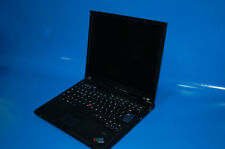 Computer Notebook IBM - für Teile - Werke aber el sonido nicht T60-core t2300
