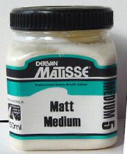 PAINTING MEDIUM - MATISSE MM5 MATT MEDIUM