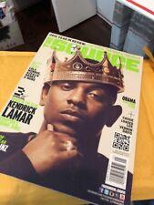 The Source Magazine Kendrick Lamar 2012 Hip Hop