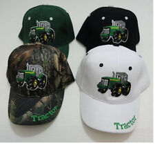 Toddler Embroidered TRACTOR Hat Boys Girls Kids Ball Cap Many Colors New!