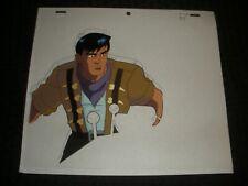 "Cadillacs & Dinosaurs Cartoon Anim 00004000 ation Cel 10.5x9"" Jack Tenrec 388 E-4"