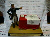 CAVALIER de plomb NAPOLEON 1/32 : LEOBEN avril 1797 signe la paix