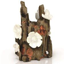 biOrb Aquarium Dekoration Ornament Blumen weiß 14,3 x 9,5 x 12,5 cm