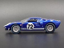 1965 Ford GT40 RARE 1:64 LIMITED EDITION COLLECTIBLE DIORAMA DIECAST MODEL CAR