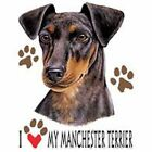 Manchester Terrier Love Tote