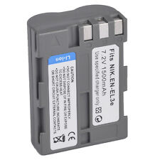 EN-EL3E Battery for Nikon D50 D70 D80 D90 D100 D200 D300S D700 Camera B2M5