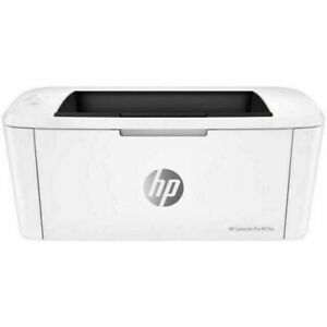 HP Laserjet Pro M15w Monochrome Laser Printer - White (W2G51A)