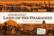 land of the pharaohs starring jack hawkins dvd