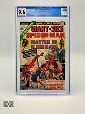Giant Size Spider-Man #2 — CGC 9.6 NM+ — First Shang-Chi Crossover Issue!