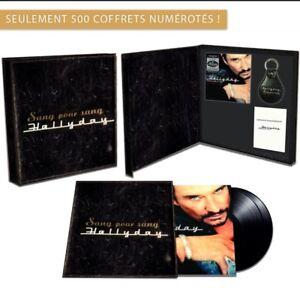 Coffret collector   Sang pour Sang Johnny Hallyday Limitée à 500 EX.