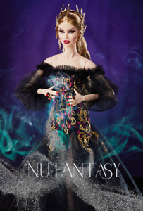 Smoke and Shadow Vanessa Perrin NU Fantasy The Coven Couture Collection NRFB