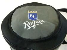 Kansas City Royals Tail-Gate Charcoal Bbq Grill 2 In 1 Cooler Combo Picnic Set