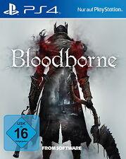 Bloodborne - Rollenspiele PS4 (Sony PlayStation 4, 2015) USK 16