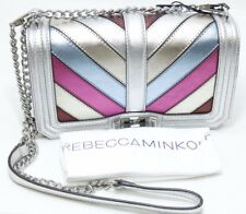 Rebecca Minkoff PATCHWORK Love Crossbody - NEW w/ Tags - Free Shipping