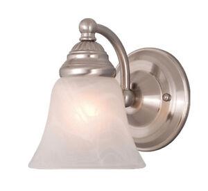 Vaxcel Monrovia 3 Light Vanity Brushed Nickel VL35473BN