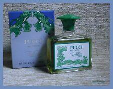 """"""" Pucci Eau Fraiche """" NIB EDT by Emilio Pucci 120 ml splash Made in France"""