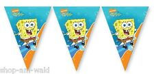 SpongeBob Surfing Party WIMPELKETTE Girlande - NEU
