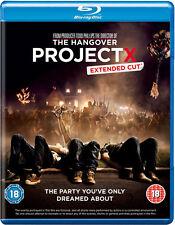 Project X Blu-ray 2012 Region - DVD 42vg