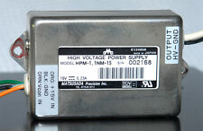 MATSUSADA HIGH VOLTAGE POWER SUPPLY HVPS for PHOTOMULTIPLIER TUBES PMT, 1.1KV