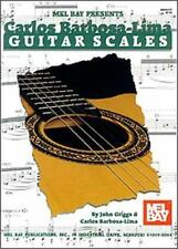 Mel Bay Carlos Barbosa-Lima Guitar Scales